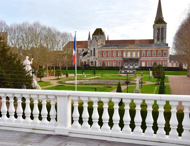 Jardin de l'Evêché Lisieux