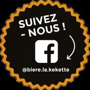 Suivez La Kékette sur Facebook