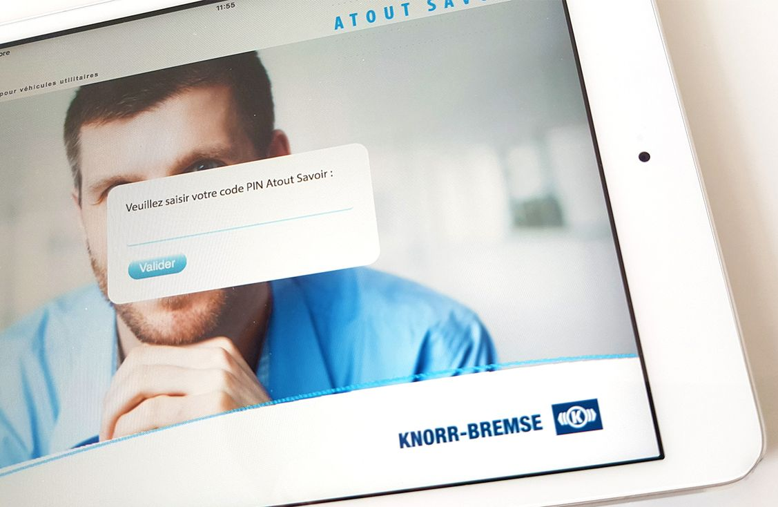 KB Application mobile Atout Savoir