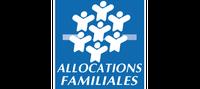 Logo Caisse d'Allocations Familiales